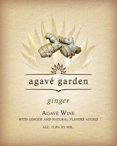 Agave Garden Ginger