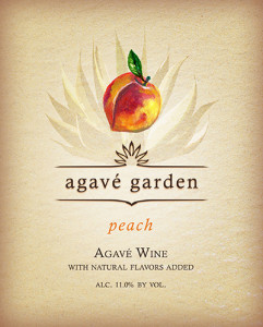 Agave Garden Peach
