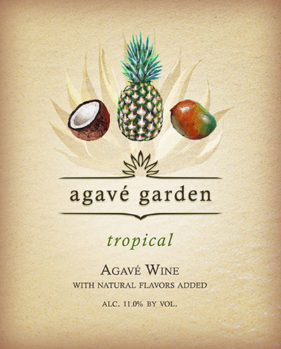 Agave Garden Tropical